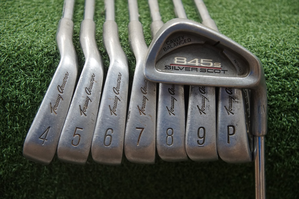 tommy armour 855s silver scot irons review