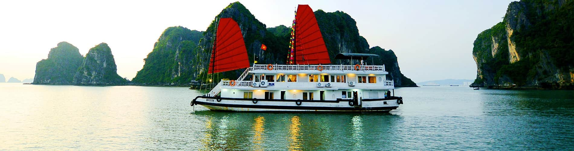 imperial classic cruise halong bay review