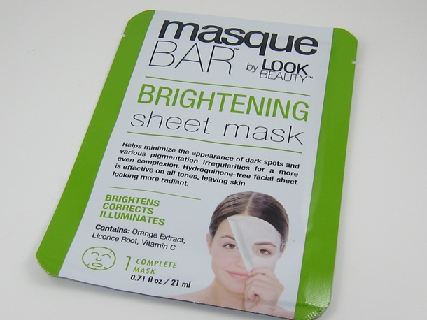masque bar by look beauty pore refining review