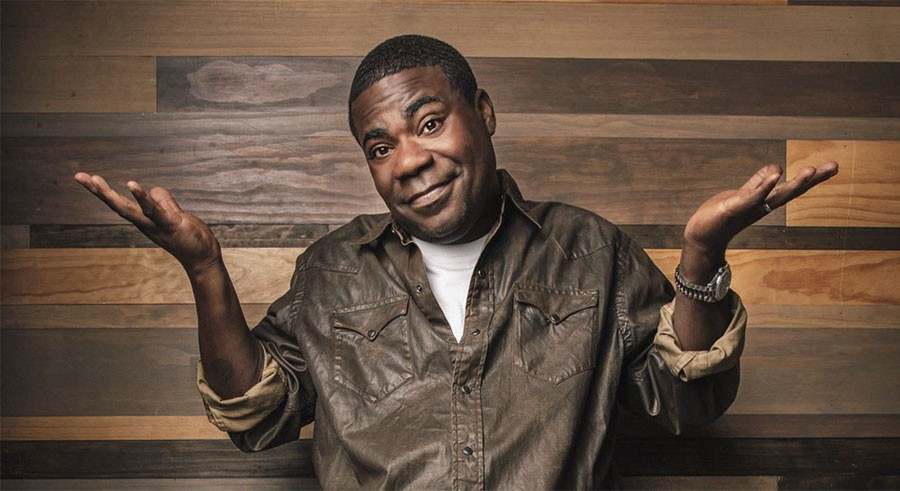 tracy morgan picking up the pieces review