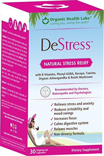 natural wellbeing anxiety and stress reviews