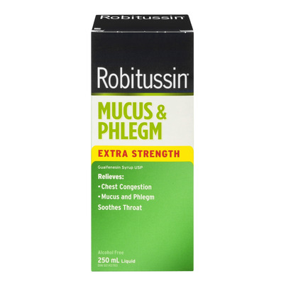 robitussin cough and cold extra strength review