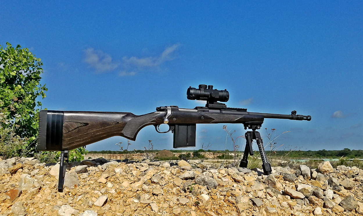 ruger 308 scout rifle review