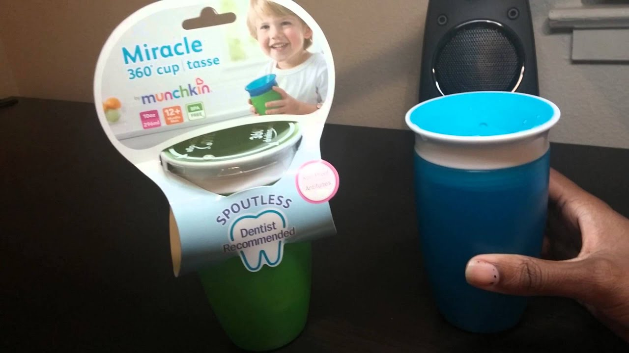 munchkin miracle 360 cup review