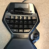 logitech g13 programmable gameboard with lcd display review