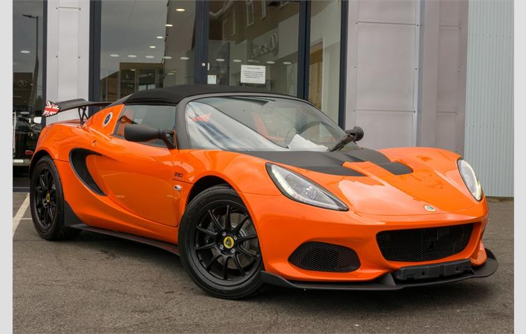 lotus elise cup 250 review