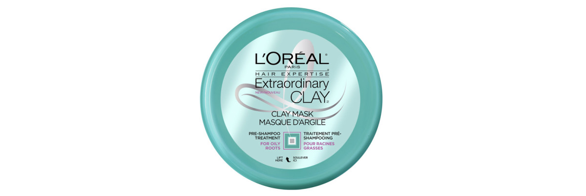 l oreal extraordinary clay mask review