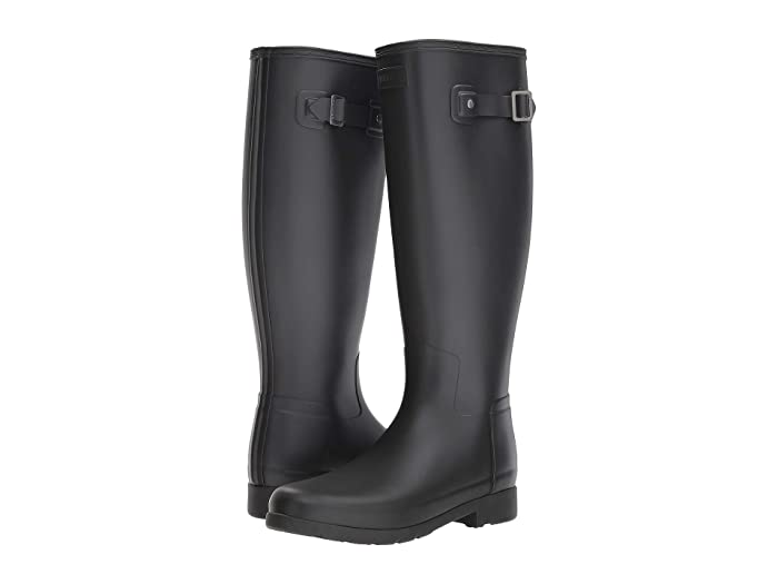 wide calf hunter boots review