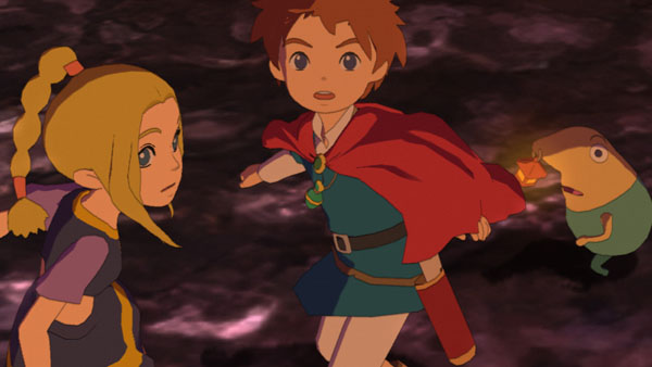 ni no kuni wrath of the white witch review
