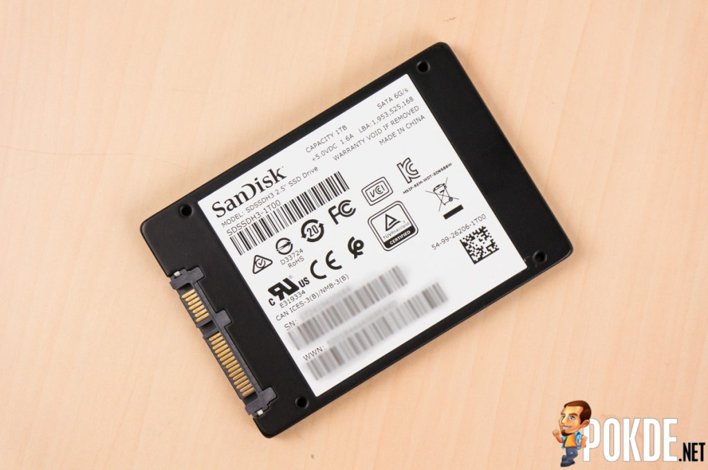 sandisk ultra 11 ssd review