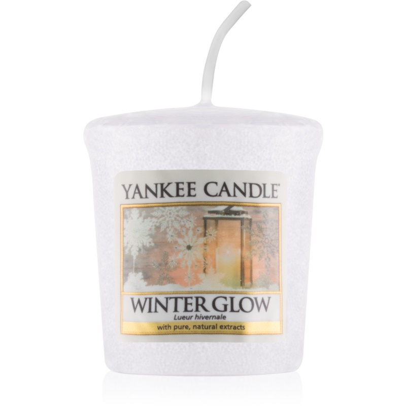 yankee candle winter glow review