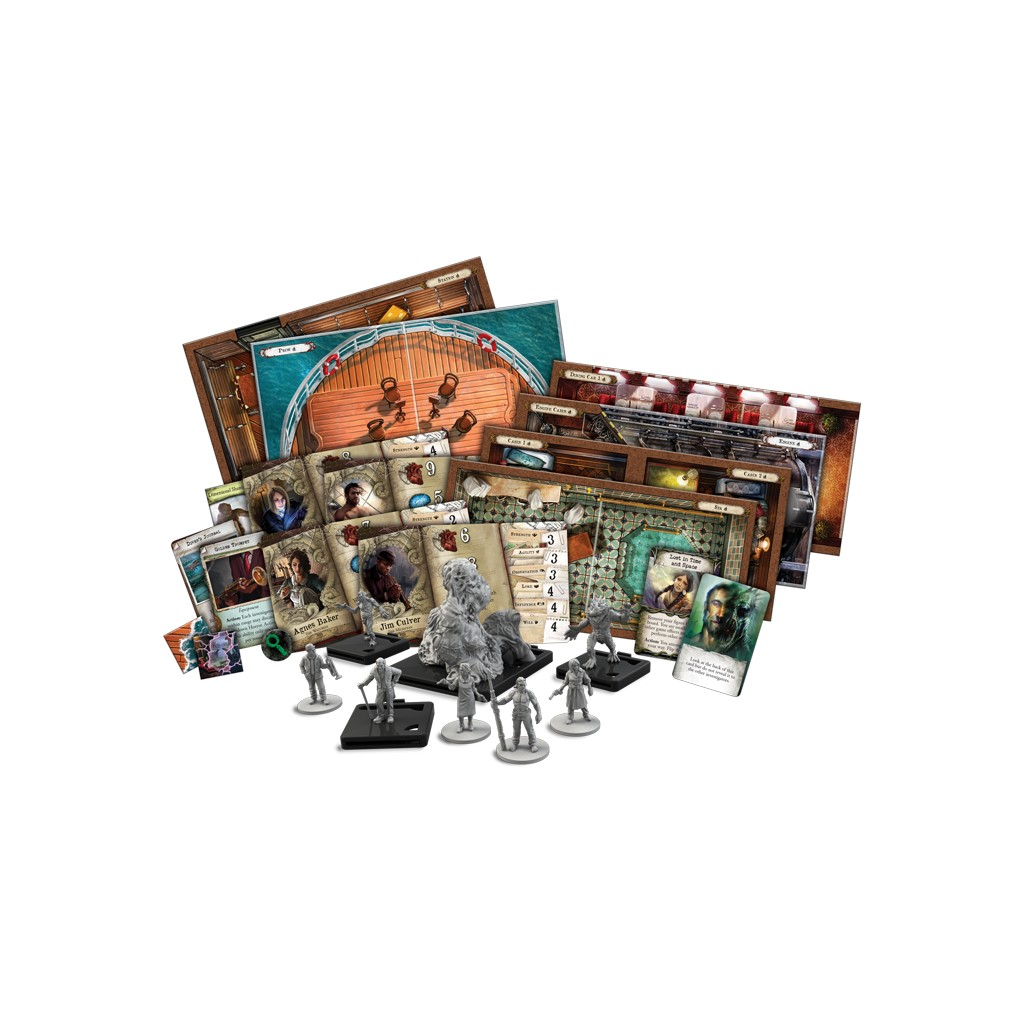 mansions of madness expansion review