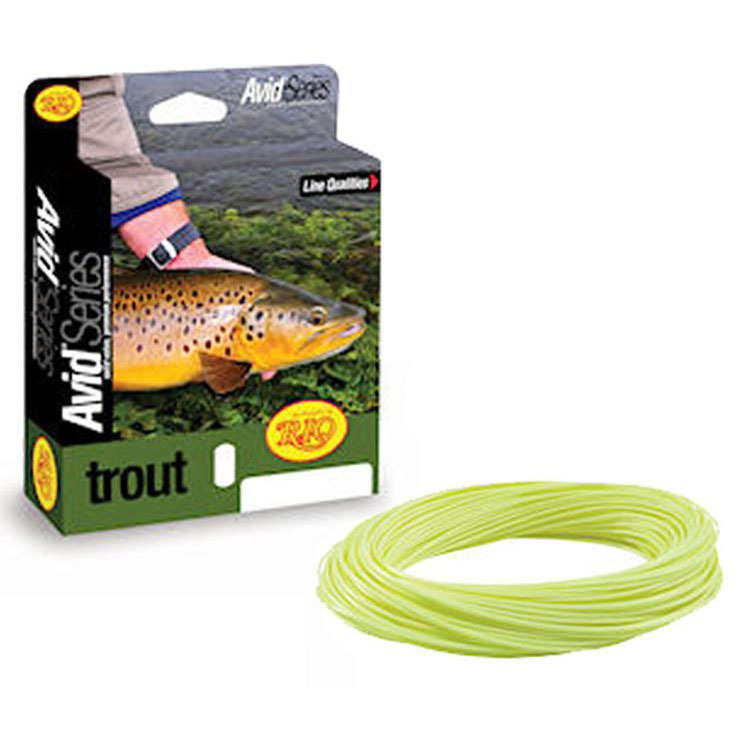 rio avid fly line review