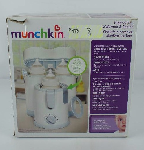 munchkin night and day bottle warmer reviews