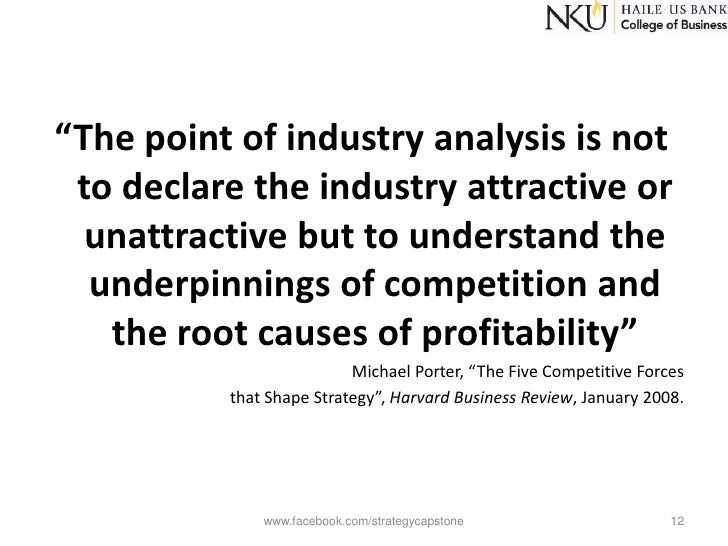 the five competitive forces that shape strategy harvard business review