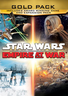 star wars empire at war gold pack review