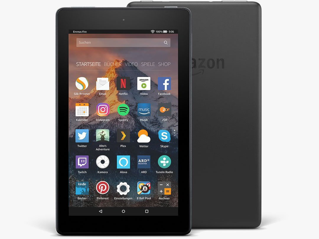 kindle fire 7 tablet 8gb review