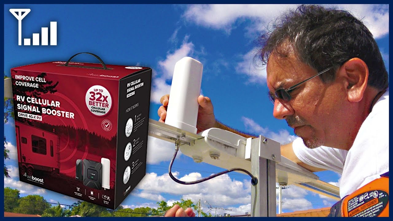 rv cell phone signal booster review