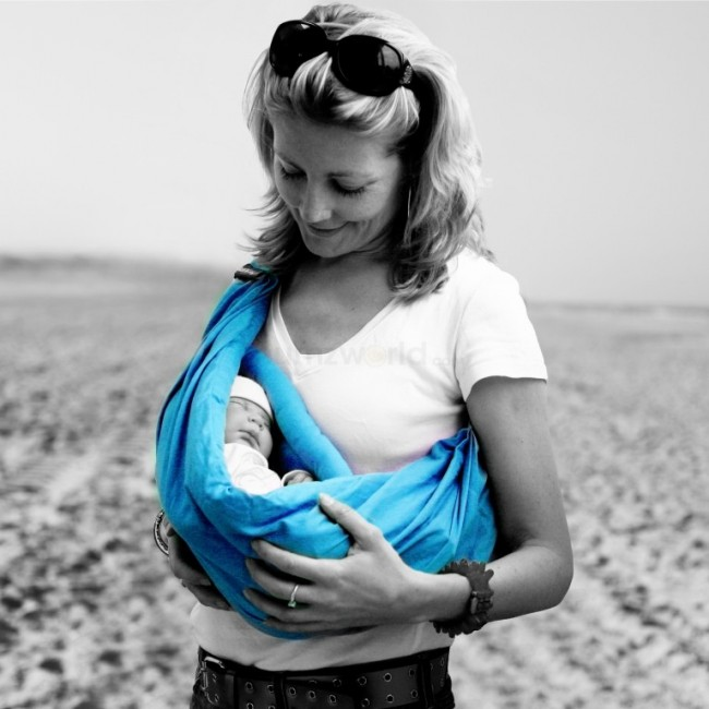 mini monkey baby carrier review