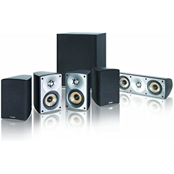 paradigm cinema 100 ct 5.1 home theater system review