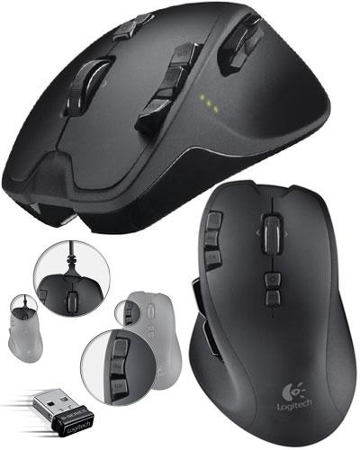 logitech wireless gaming mouse g700 review
