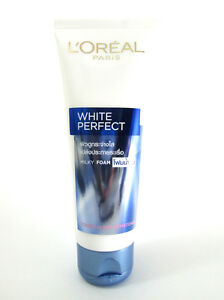 l oreal white perfect milky foam review