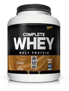 muscle milk whey protein powder review