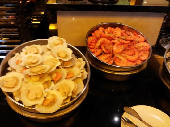 peninsula excelsior hotel buffet review