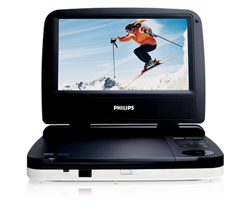 philips portable dvd player reviews