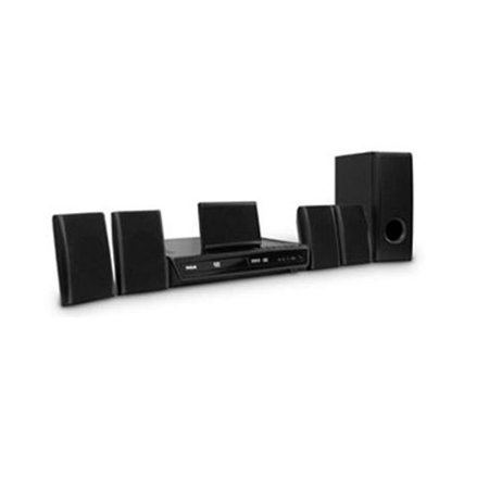rca rtd396 dvd home theater system review