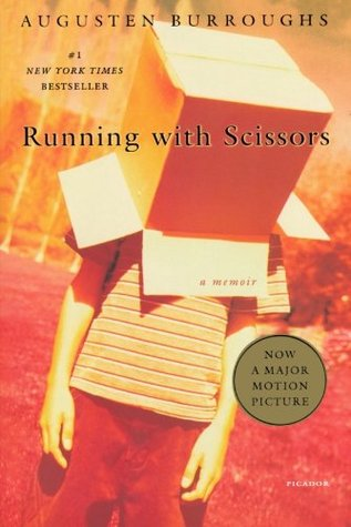 running with scissors book review