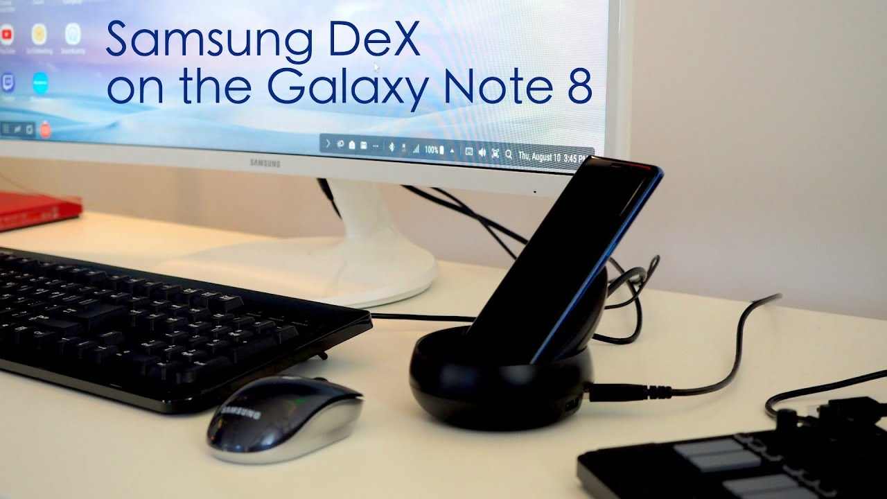 samsung dex review note 8