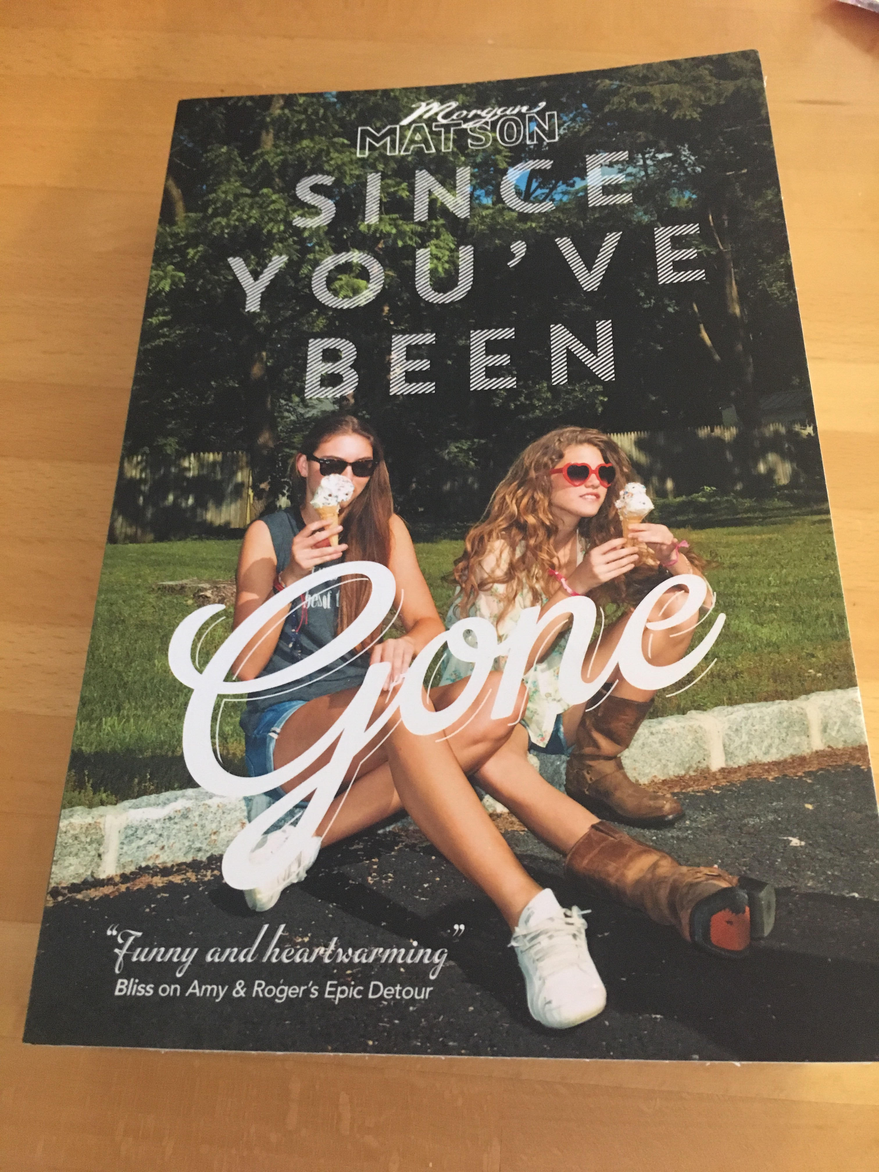 since you ve been gone book review