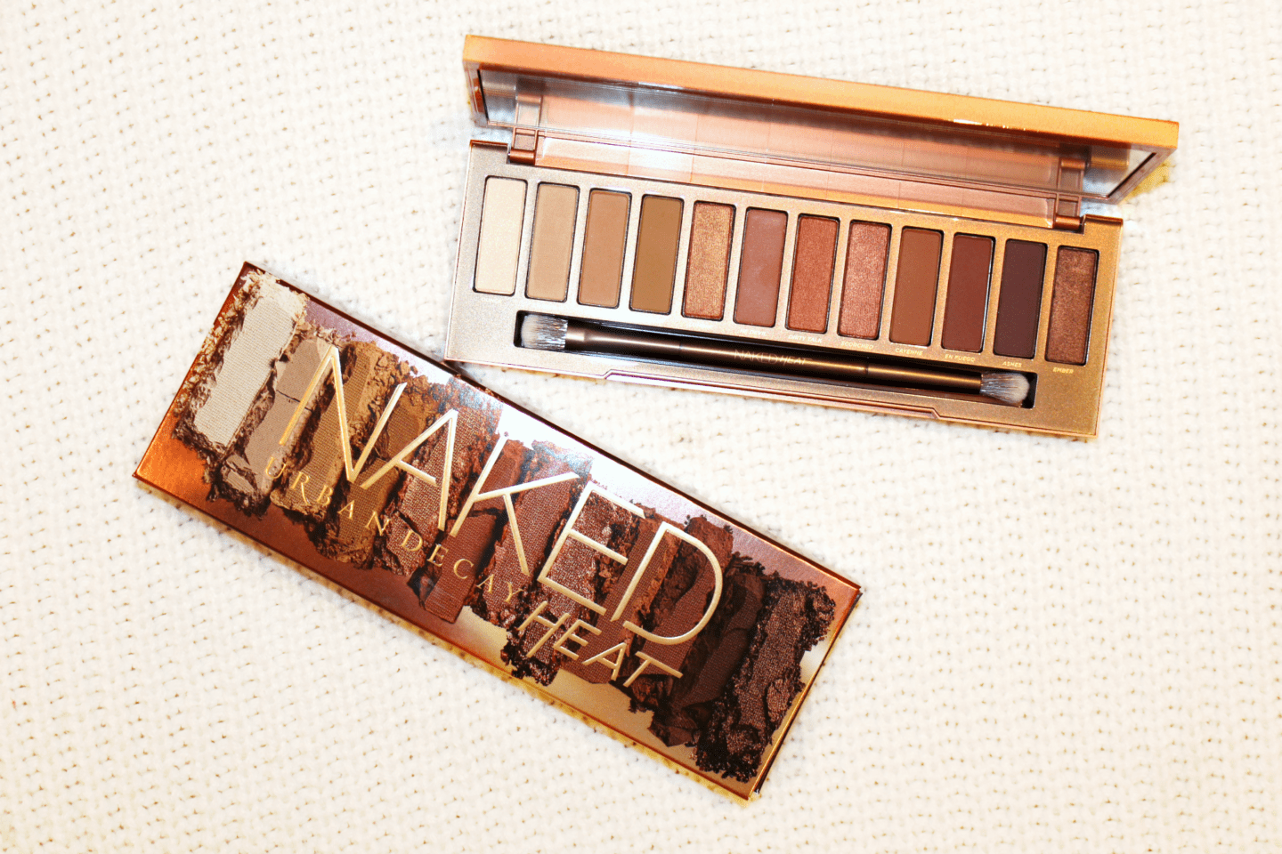 urban decay heat palette review