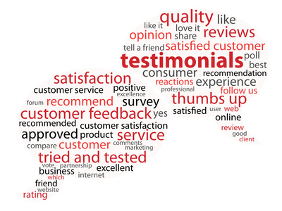writing a review for a realtor